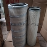 厂家直销K3261空气滤芯陕汽德龙奥龙川汽红岩AF890/891空气滤清器