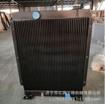 厂家直销柳工装载机CLG855 CLG856水箱 散热器总成 全车配件