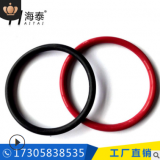 硅胶o型圈 内径多规格耐磨硅胶圈 耐高耐腐蚀密封圈橡胶制品厂家