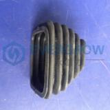 徐工XS202 222 223 263JE压路机原厂机械档杆防尘套橡胶密封罩