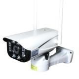 无线wifi变焦摄像机家用室内网络摄像头手机远程室外夜视高清旋转