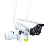 无线wifi摄像机家用室内网络摄像头手机远程室外夜视高清旋转套装