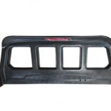 厂家定制丰田FJ97后车窗保护罩吸塑加工 塑料汽车改装配件装饰