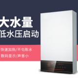 无氧铜水箱天然气液化气 燃气热水器10L家用智能恒温即热式热水器