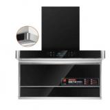 厂家直销容进A205家用厨房侧吸式触摸体感7字型抽油烟机批发