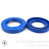 厂家直供 耐高温 耐油 耐腐蚀 水泵用K型氟胶骨架油封55*80*12