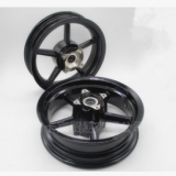 厂家直销 华洋越野摩托车改装滑翔胎小越野摩托车板轮越野车轮毂