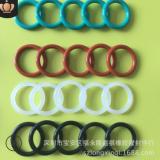 厂家直销硅橡胶o型圈防水密封圈 耐油高温氟橡胶密封件O形圈环保