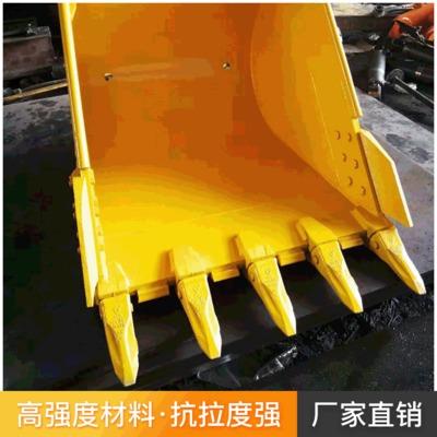 适用于加藤820挖掘机岩石挖斗 厂家定做铲斗 挖掘机配件岩石斗