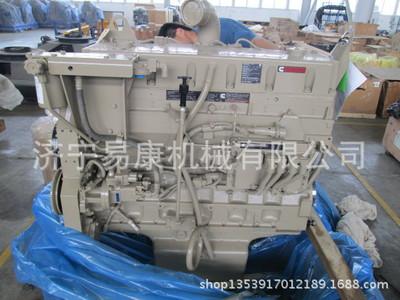 八达重工 康明斯QSM11发动机总成 机油调压阀座3026758X