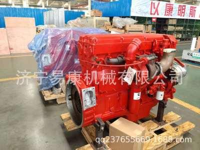 康明斯QSX15-C525系列发动机总成北方重汽矿用发动机