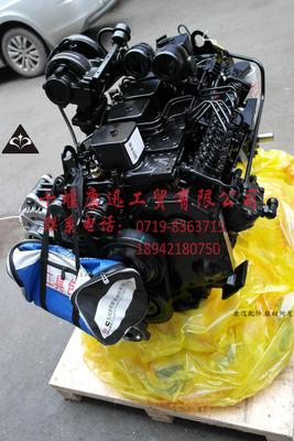 原厂康明斯发动机总成B160-33 (全国联保保修卡1年)