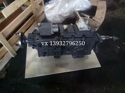 WLY530HF变速箱总成及散 前进五速变速箱 带后置副箱可适应改装车
