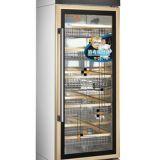学校食堂消毒柜 紫高温消毒臭氧+紫外线+低温烘干 消毒箱