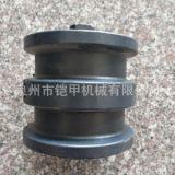 履带式底盘支重轮 微型挖掘机承重轮 厂家直销 主机厂配套供应