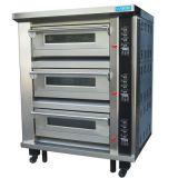 二层八盘平炉 面包披萨蛋挞食品电烤炉烘焙设备
