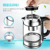 一件代发OEM贴牌家用智能调温保温高硼硅玻璃煮茶壶热水壶