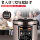 脱糖电饭煲 食疗养生不锈钢脱糖仪 低糖电饭锅3L