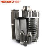 厂家直销定制0.2-300微米多层/316L不锈钢过滤器粉末烧结网滤芯