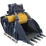 破碎斗 碎石机 鄂式移动破碎斗 挖掘机粉碎斗 挖机碎石斗