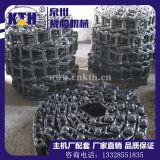 适用SK350超8挖掘机链条SK350-8链轨链筋链骨 49节 矿山质保1年