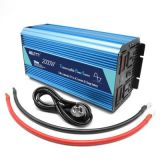 厂家供应24V转230V2000W正弦波UPS逆变器 双智能温控风扇逆变器