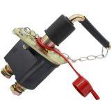 厂家直销大电流重型汽车电源总开关 断电开关 防漏电电瓶开关