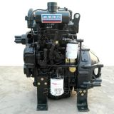 厂供两缸双缸2105G发动机配套小型挖掘机专用25KW双缸小型柴油机