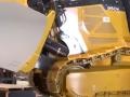 最新型的世界级别推土机,后面装备的是强悍的六路刀片 (263播放)