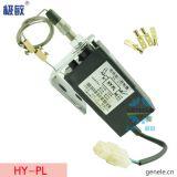 12V/24V柴油发电加强型 熄火控制器 HY-PL电动油门开关