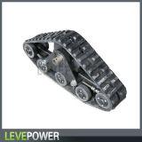 履带总成厂家专业供应LJL-140 专业履带总成 轻型橡胶工程履带