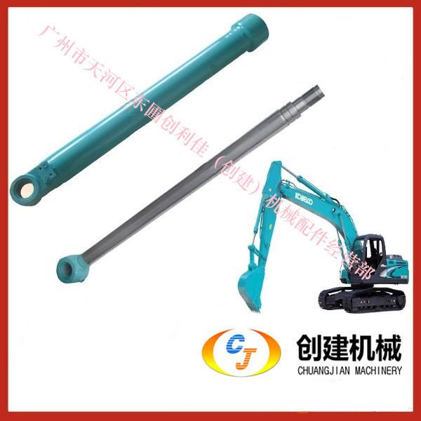 神钢 挖掘机 SK200-6SK230-6 液压油缸 缸筒