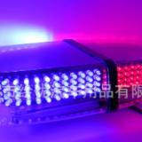 汽车爆闪警示灯 大功率LED红蓝爆闪灯吸顶灯 LED短排吸顶灯 爆闪