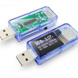 usb电流电压表 usb检测仪 usb电压表电流表 USB电池容量测试仪
