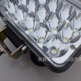 批发12V—80V通用LED45W五寸方灯卡车前照灯收割机拖拉机改装大灯