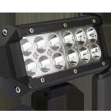 LED36W汽车聚光泛光工作灯长条灯辅助灯检修灯 工程车货车照明灯