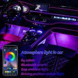LED车内氛围灯车底盘氛围灯 RGB手机蓝牙控制多颜色多模式控制