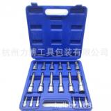18PC压批套筒组套 1/4 1/2 1/2旋具 T8-T60规格 电商热销