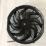 汽车14寸通用电子扇120w空调改装电子扇