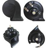高音汽车改装喇叭 汽车蜗牛喇叭12通用防水汽车鸣笛喇叭