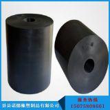 厂家振动平台用橡胶弹簧减震橡胶墩矿山机械复合弹簧橡胶螺旋弹簧