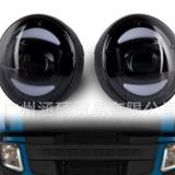 沃尔沃卡车LED前雾灯 带白色月牙光圈DRL VOLVO卡车FE雾灯