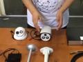 模拟监控系统的安装和使用 长沙凯虹安防 (189播放)