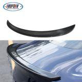 适用于特斯拉MODEL 3 碳纤维运动压尾翼 特斯拉改装碳纤维定风翼