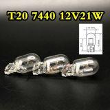 1881 1891汽车灯泡T20双丝刹车灯泡7440 7443高品质单丝尾灯泡