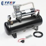 汽车改装悬挂气泵2.5加仑2.5gal气罐12V车载充气泵200psi厂家热销