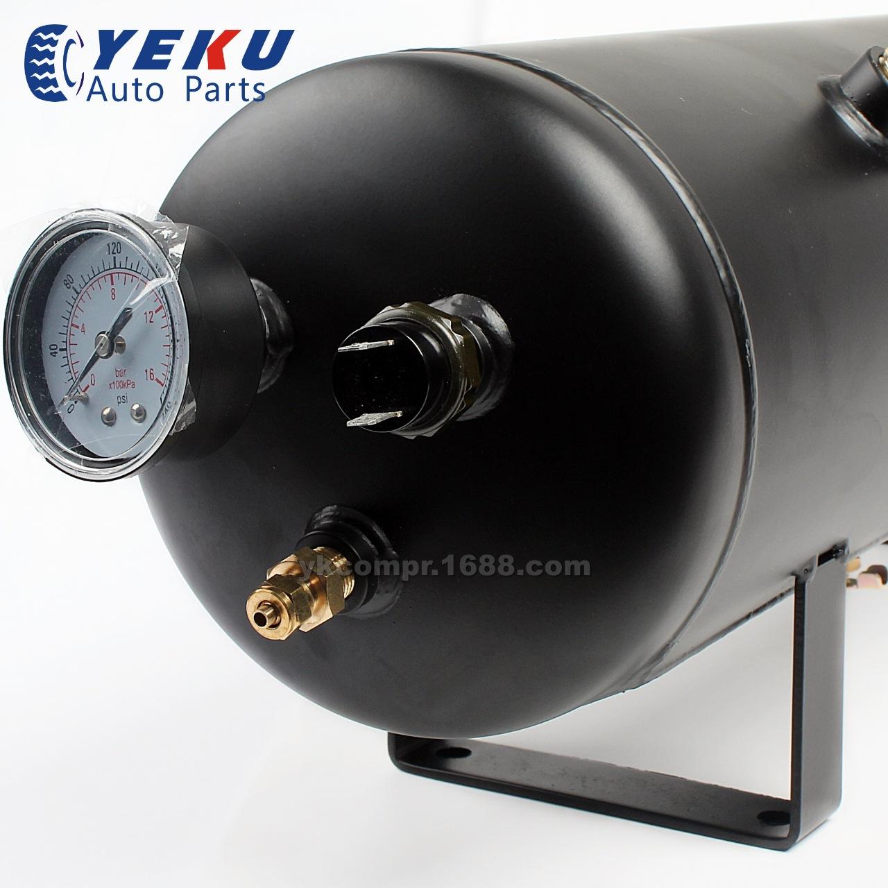 12V200PSI车载气泵高流量高性能改装气泵