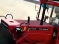 东方红履带推土机装车, 有开过这车的没? 很少见了 (145播放)