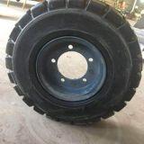 直销扫地机装载机轮胎 前置扫地机配件批发